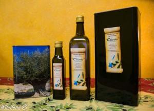 extra reine Olivenöl